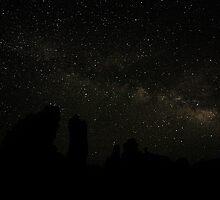 Mono Lake Milky Way by Daniel Owens