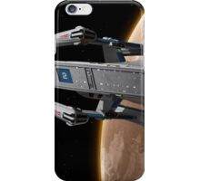 USS Sparks iPhone Case/Skin