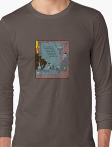 Cooking Meth In The Cellar Long Sleeve T-Shirt