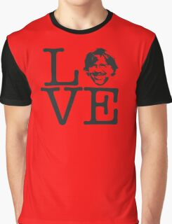Trey Love Graphic T-Shirt