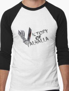 Victory or Valhalla Men's Baseball ¾ T-Shirt