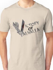 Victory or Valhalla Unisex T-Shirt