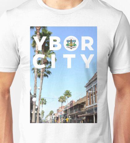 Ybor Palm & Sky Unisex T-Shirt