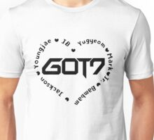 GOT7 Heart Unisex T-Shirt
