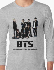 BTS Bangtan Boys Long Sleeve T-Shirt