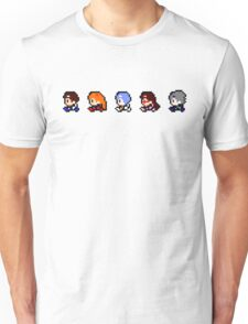 Evangelion: Yellow Edition 2 Unisex T-Shirt