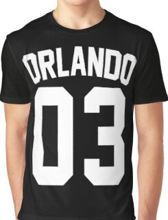 Johnny Orlando's Jersey Graphic T-Shirt