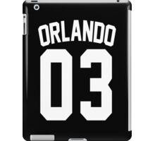 Johnny Orlando's Jersey iPad Case/Skin