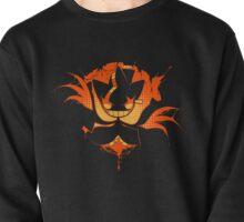 Mega Banette -orange- Pullover