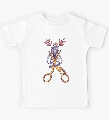 Beatrice's Emblem Kids Tee