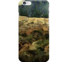 Beautiful Night in the Badlands iPhone Case/Skin