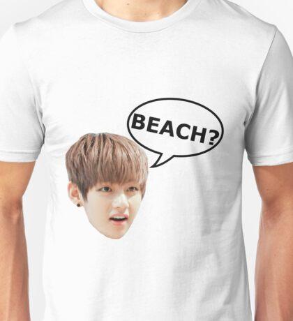 V BTS BEACH Unisex T-Shirt