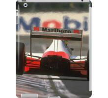 Formula 1 Ayrton Senna Imola iPad Case/Skin