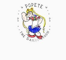 Popeye the Sailor Moon Unisex T-Shirt