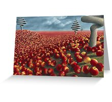 Malus arvum Greeting Card