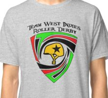 Team West Indies Tri Colour Logo Classic T-Shirt