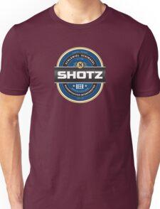Shotz Brewery Unisex T-Shirt