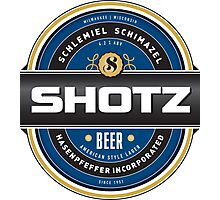 Shotz Brewery Photographic Print