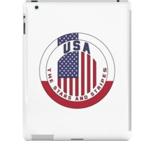 United States of America Copa America 2016 iPad Case/Skin