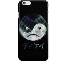 Yin Yang Face III iPhone Case/Skin