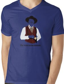 Tombstone: That's Just My Game Mens V-Neck T-Shirt