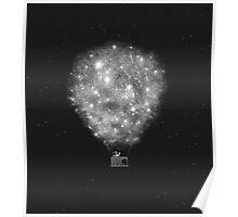 Supernova Sky Ride Poster