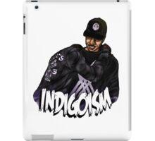 Indigoism iPad Case/Skin