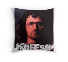 Koresh Throw Pillow