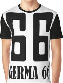Germa Double-Six Graphic T-Shirt