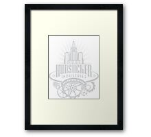 Hudsucker Industries Framed Print