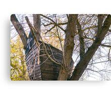 Tree Ho! Canvas Print