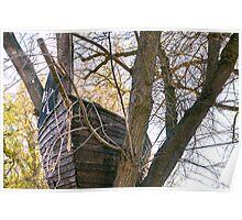 Tree Ho! Poster