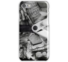The Stolen Scissors. iPhone Case/Skin