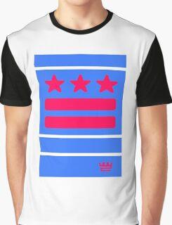 DC Represent (blue) Graphic T-Shirt