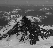 Little Tahoma by Steve Clay
