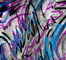 Quick Lines Creature Sticker
