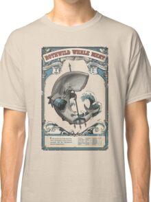 Rothwild Whale Meat Classic T-Shirt
