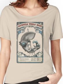 Rothwild Whale Meat Women's Relaxed Fit T-Shirt