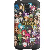 Chibi League of Legends Samsung Galaxy Case/Skin