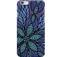 Waves of Floral iPhone Case/Skin