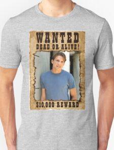 Buffy Riley Wanted 1 Unisex T-Shirt