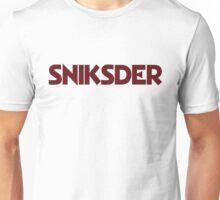 SNIKSDER REDSKINS Unisex T-Shirt