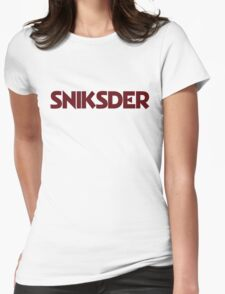 SNIKSDER REDSKINS Womens Fitted T-Shirt