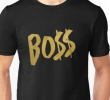 Fifth Harmony's Bo$$ Boss Logos Unisex T-Shirt