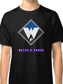 Water and Power  Classic T-Shirt