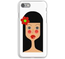 PPP GIRL PHONE - 10 iPhone Case/Skin