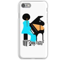 PLAYER PHONE -10 iPhone Case/Skin
