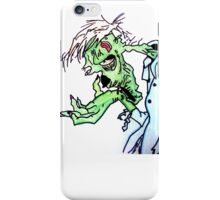 Jimmy the Zombie iPhone Case/Skin