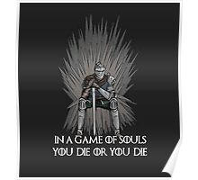 A Game of Souls Poster