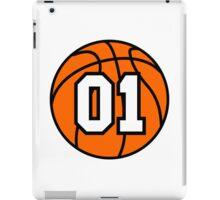 Basketball 01 iPad Case/Skin